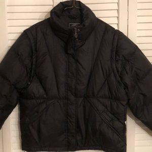 Steve Madden Down Jacket/Vest Combo